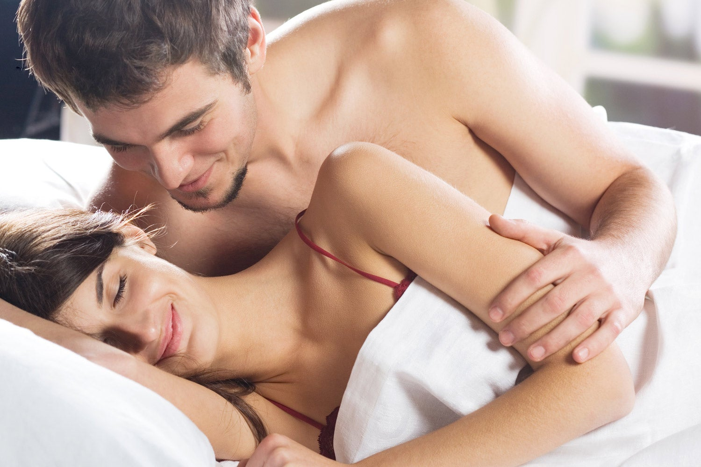 satisfait sexuellement